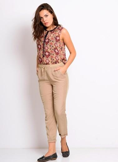 Vero Moda Vero Moda Pantolon Vizon